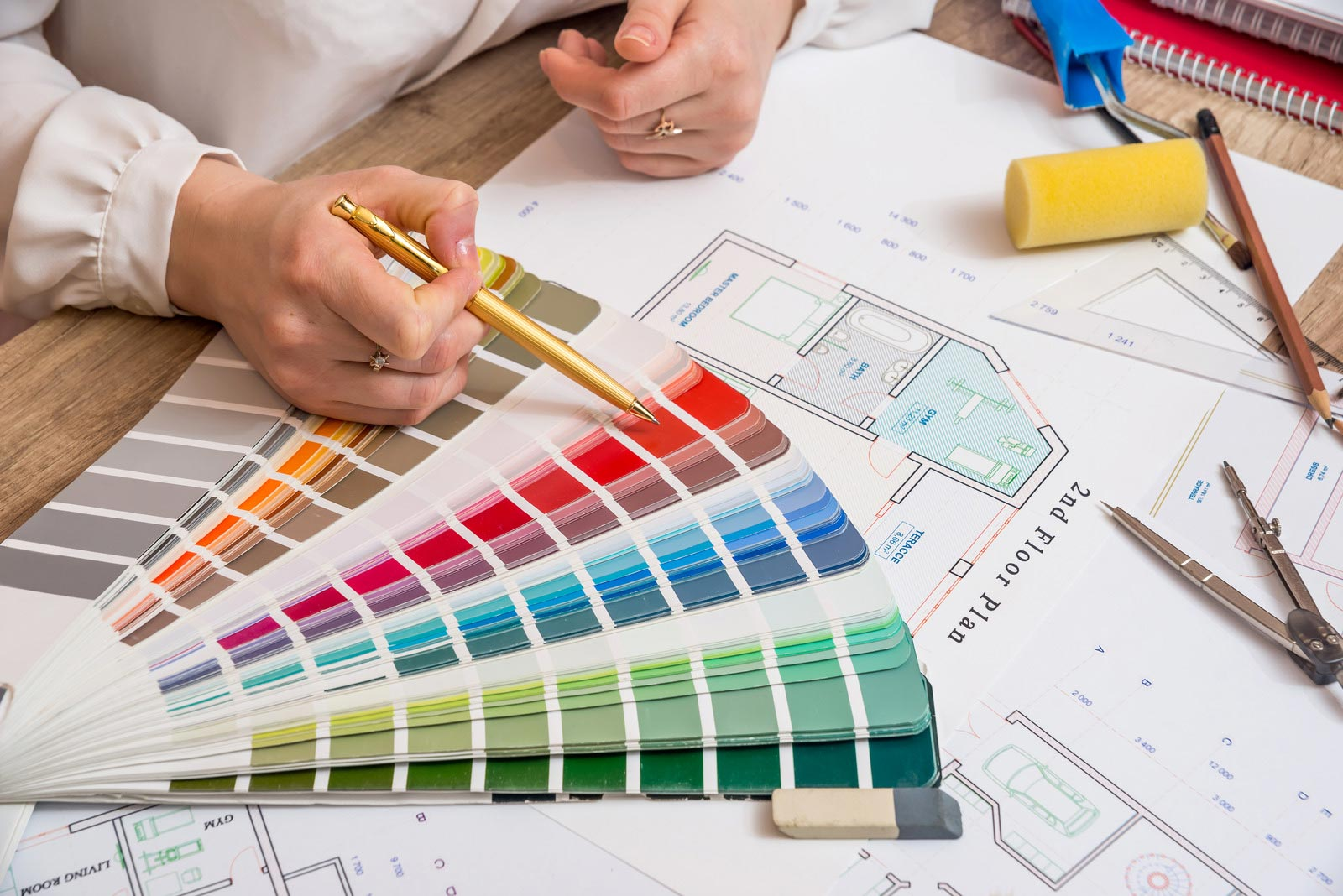 Renovation Process - Design Step